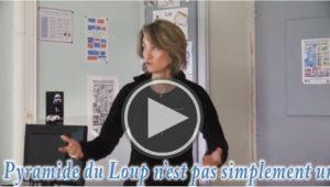 Intervention de Cécile Delmotte lors de la « Journée Autrement »