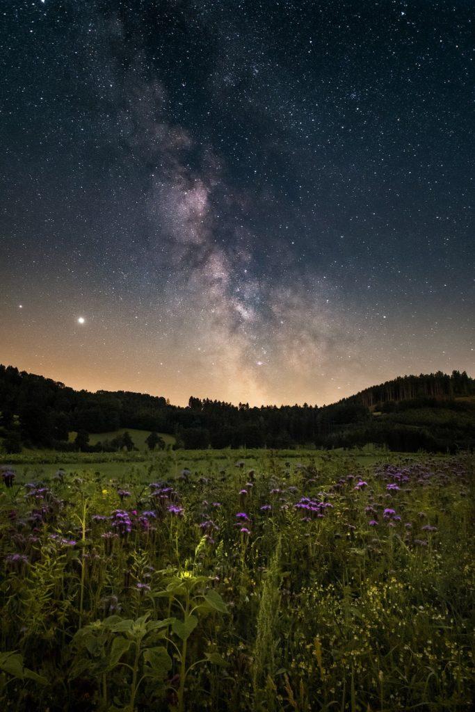 starry-sky nuit des étoiles