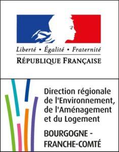 Logo Direction Régional de l'Environnement de l'Aménagement et du Logement