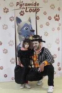 Halloween à la Pyramide du Loup