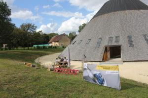 Conférence Pauline Daviet P.a.r.c Pyramide du Loup