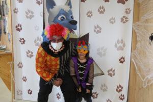 Halloween Pyramide du Loup